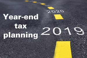 It's not too late to trim your 2019 tax bill